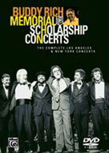Buddy Rich - Memorial Scholarship Concerts