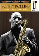 Sonny Rollins - Jazz Icons Series 3