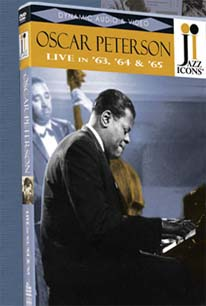 Oscar Peterson - Live In 1963/1964/1965
