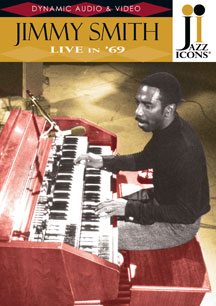 Jimmy Smith - Live in Paris 1969