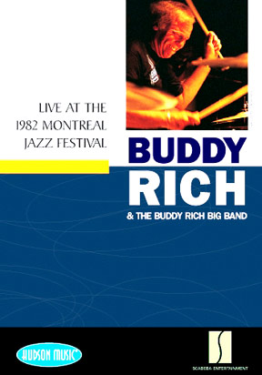 Buddy Rich - Live at Montreal 1982