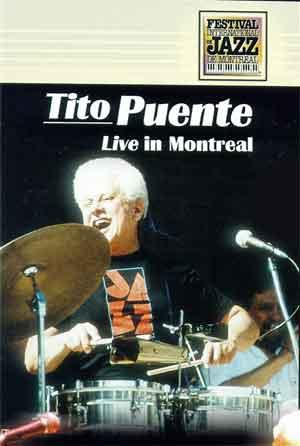 Tito Puente – Live In Montreal [DVD5][Latino]
